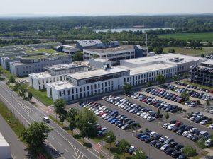 Automobilzulieferer ZF Friedrichshafen in Schweinfurt.