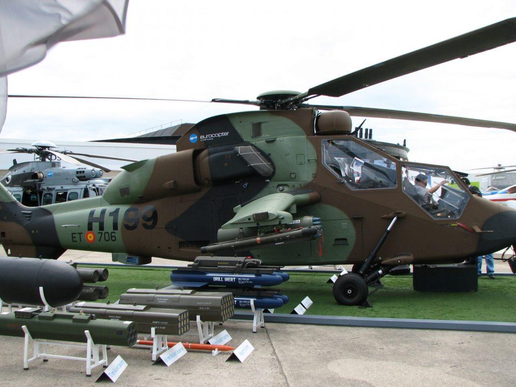 tiger helikopter